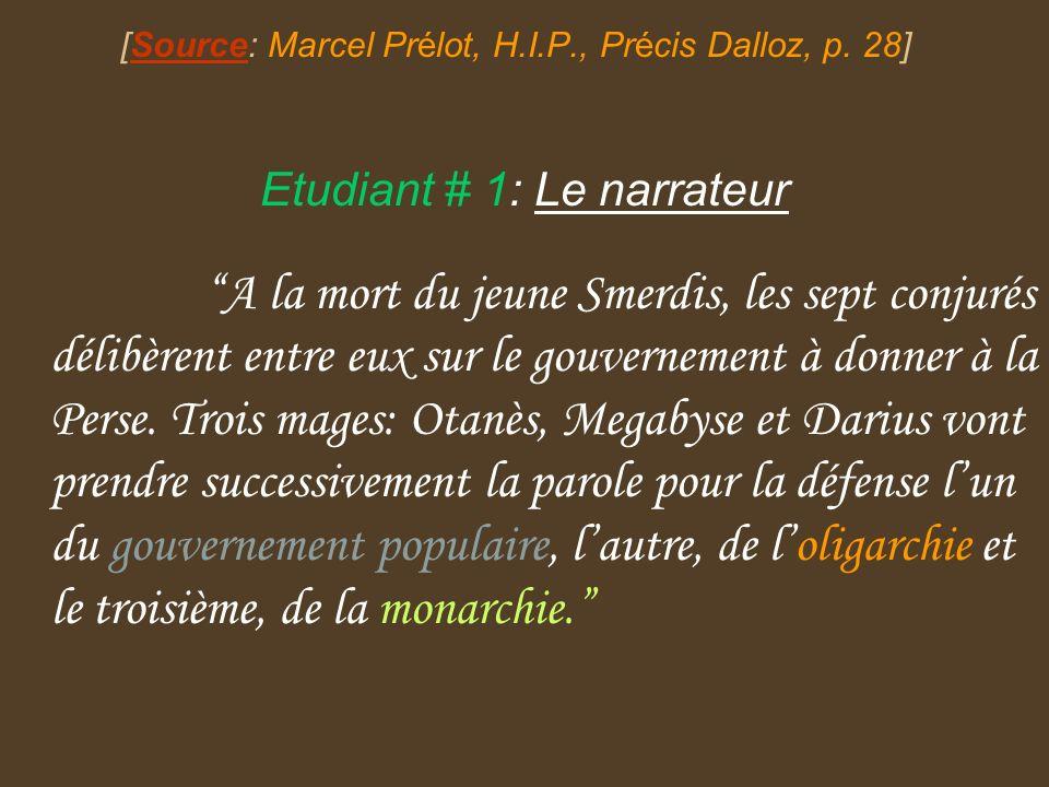 [Source: Marcel Prélot, H.I.P., Précis Dalloz, p. 28]